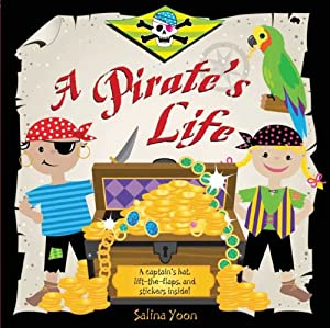 "Cover of ""A Pirate's Life (Salina Yoon Bo..."
