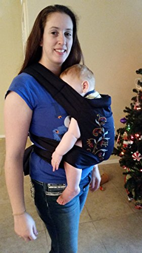 The BEST Baby Sling Carrier Can Wrap Both Front and Back – A Mei Tei Style Carrier Is Considered The Most Stable and Most Comfortable Available.
