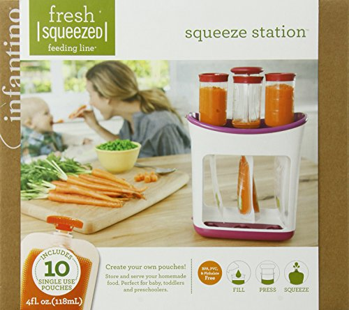 Infantino Squeeze Station - 1