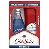 Old Spice Whitewater 100ml Aftershave + 150ml Deodorant Gift Set