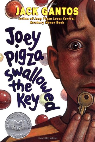 Joey Pigza Swallowed the Key (Joey Pigza Books) cover image