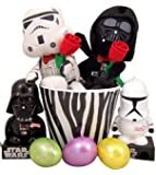 Disney's Star Wars Easter Basket with Plush Toys and Candy