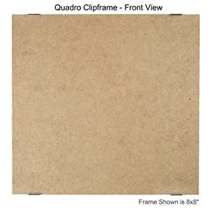 Amazon.com - 10x10 inch Clip Frames, Pack of 12 -