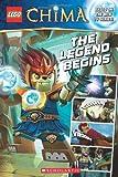 LEGO® Legends of Chima: The Legend Begins (Comic Reader #1)