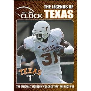 Legends of the Texas Longhorns