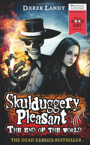 Skulduggery Pleasant: The End of the World PDF