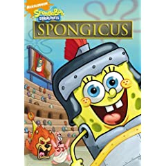 Spongebob Squarepants Spongicus 