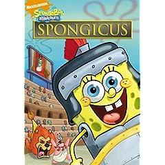 Spongebob Squarepants Spongicus