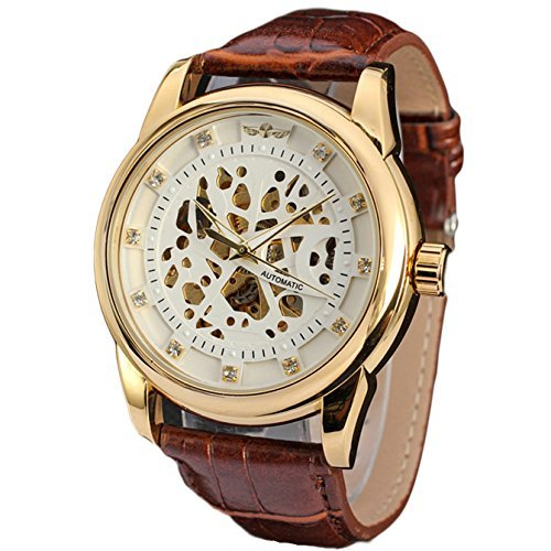 COSMIC SUPER LUXURY ANALOG WATCH WITHOUT BATTERY FOR LIFE