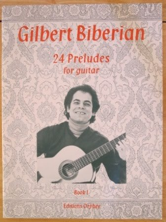 24 Preludes for Guitar (Book 1)