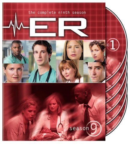 ER: Season 9 by Warner Home Video (Er Season 9 compare prices)