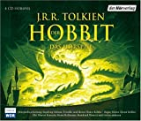 Der Hobbit, 4 Audio-CDs - John Ronald Reuel Tolkien