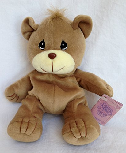 "Precious Moments Tender Tails 6"" Plush Bear"