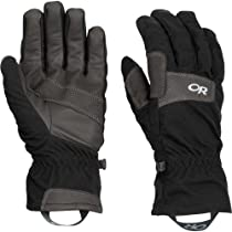 Outdoor Research Vert Gloves (Black/Charcoal, Small)