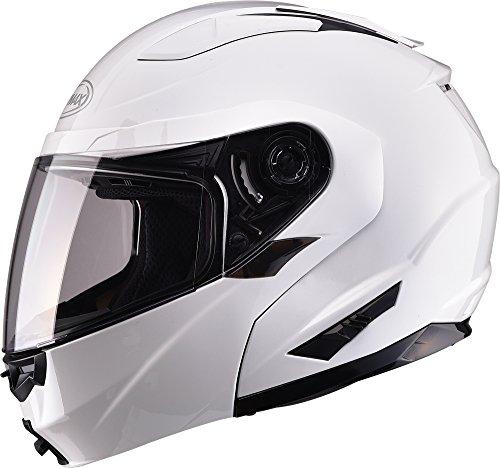 Gmax GM64 Modular Street Helmet (Wine, Small) (Gmax Modular Helmet Small compare prices)