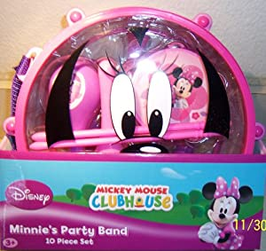 Amazon Com Disney Mickey Mouse Clubhouse Minnie S Party