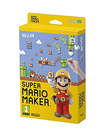 Super Mario Maker (Nintendo Wii U)