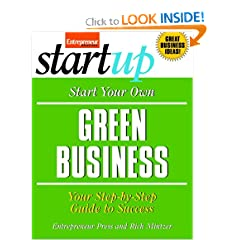 Start Your Own Green Business (Start Your Own...)