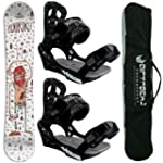 AIRTRACKS SNOWBOARD SET - BOARD DESTR...