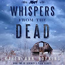 Whispers from the Dead Audiobook by Karen Ann Hopkins Narrated by Carly Robins