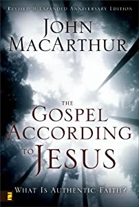 Cover of &quot;The Gospel According to Jesus: ...