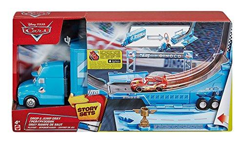 Cars - Coche, pista salto mortal (Mattel DHF52)