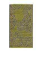 Homemania Alfombra Vetus Verde 80 x 150 cm