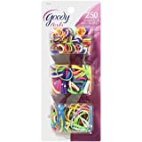 Goody Girls Bright And Bold Elastics 250 Count