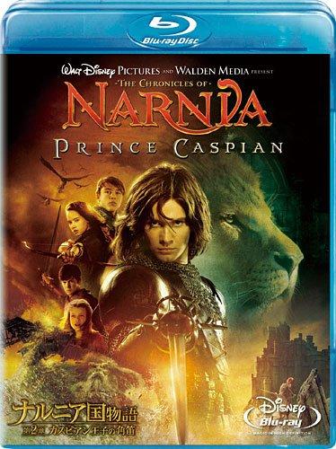 Crónicas de Narnia historia / capítulo 2: el príncipe Caspian [Blu-ray]
