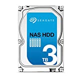 Seagate シーゲイト 内蔵ハードディスク NAS 3TB  (3.5 インチ / SATA 6Gb/s / 5900rpm / 64MB / 3年保証 )正規輸入品 ST3000VN000