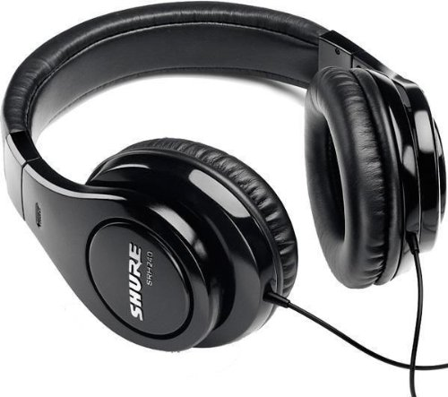 Professional Headphonesblack Srh240 Quality