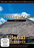 Global Treasures TEOTIHUACAN Mexico (NTSC) [DVD]