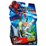 Amazing SpiderMan Movie 3.75 Inch Action Figure Reptile Blast Lizard Launching Missile!