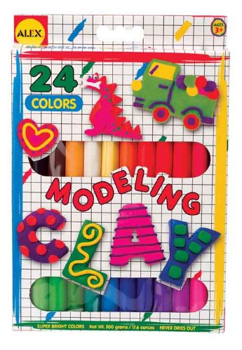 Modeling Clay Assorted 24-Pack
