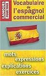 Vocabulaire de l'espagnol commercial par Jimenez