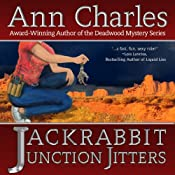 Jackrabbit Junction Jitters: Jackrabbit Junction Mystery Series, Volume 2 | [Ann Charles]