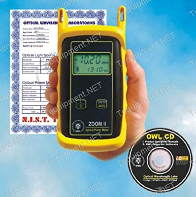 OWL ZOOM II Optical Power Meter