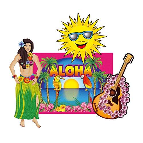 Hawaii Deko Aloha Dekoration 50