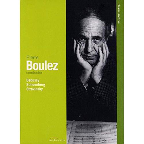 Pierre Boulez - Conductor
