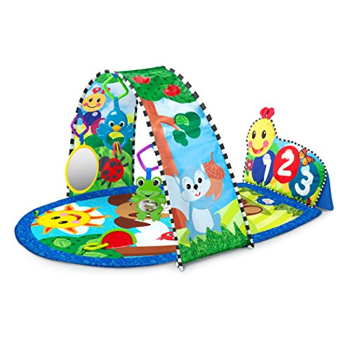 Baby Einstein Caterpillar Kickin' Tunes Activity Gym