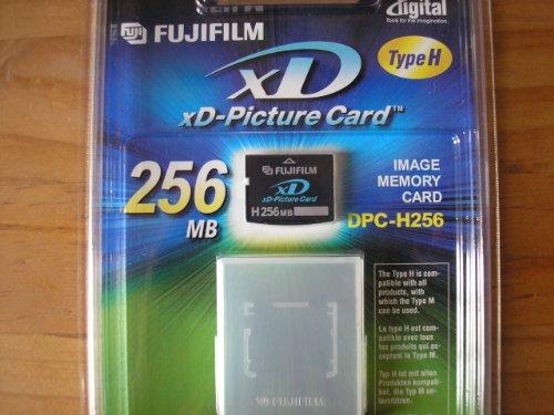 FUJIFILM 256MB XD CARD TYPE H
