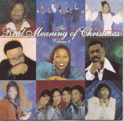 Yolanda Adams - The Real Meaning Of Christmas Vol. 2 - Zortam Music