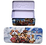 One Piece Pencil Box - One Piece Pencil Tin