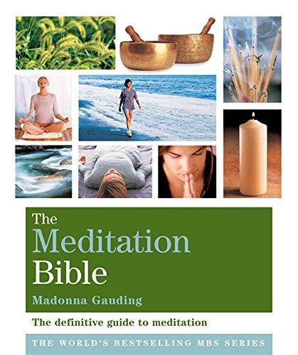 The Meditation Bible (Godsfield Bibles)