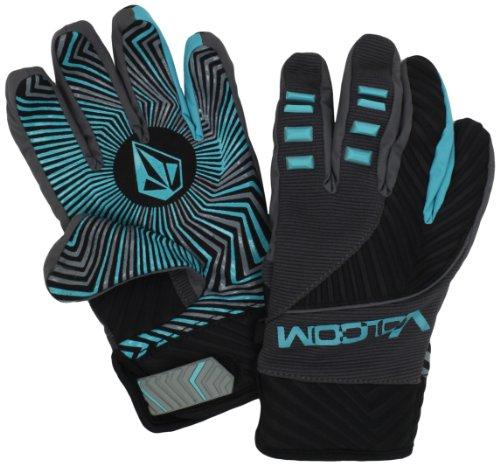 Volcom Men's Atlantic Pipe Glove, Black, X-Large