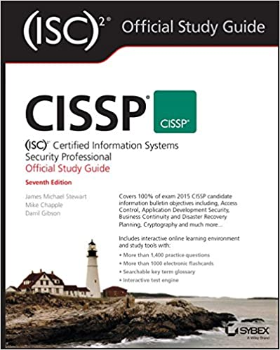 The New Official ISC2 Guide to the CISSP CBK Seventh  Edition