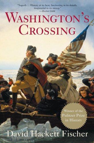 David Fischer - Washington's Crossing