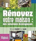 echange, troc Jean Lemale, Mohamed Amjahdi - Rénovez votre maison : des solutions écologiques