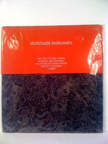 standard-fabric-stretchable-book-cover-gray-black-bones-print-can-fit-books-up-to-8-x-10-inches-by-t