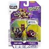 Héroe Portal Teenage Mutant Ninja Turtles Booster Pack de Splinter y Casey Jones